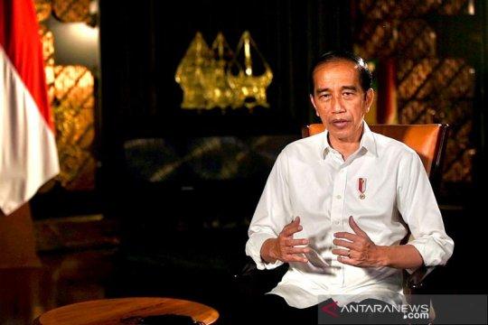Jokowi jelaskan alasan pemerintah larang mudik Lebaran 2021