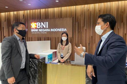 BNI resmikan kantor baru di Seoul perkuat keunggulan internasional