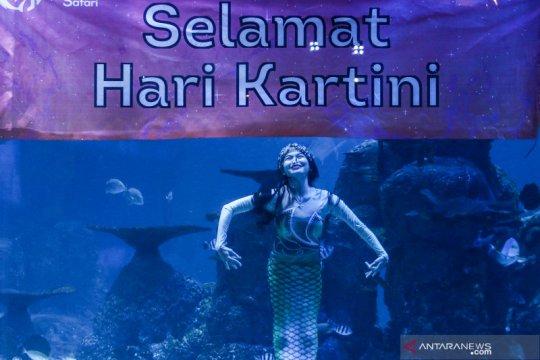 Jakarta Aquarium dan Safari peringati Hari Kartini