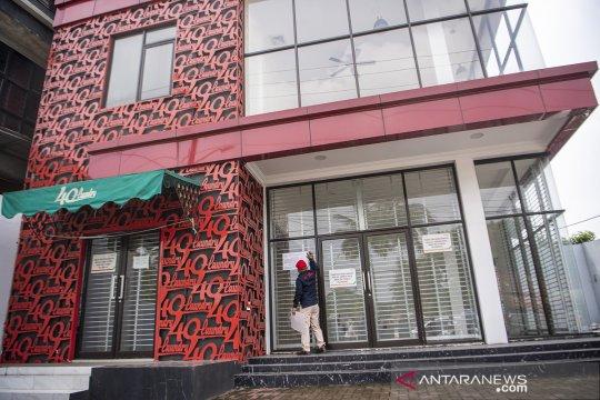 Penyitaan aset kasus korupsi Masjid Raya Sriwijaya