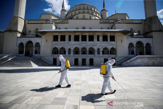 """Turki """"lockdown"""" total mulai 29 April untuk kekang penyebaran COVID"""