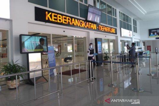 Belum ada arahan buka posko Lebaran di Bandara Adi Soemarmo Solo