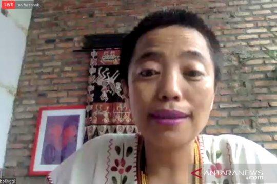 Sekjen AMAN tegaskan pentingnya peran perempuan dalam masyarakat adat