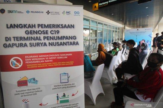 Kemenhub resmikan GeNose sebagai syarat penumpang di Tanjung Perak