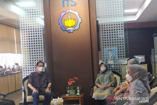 Mensos datangi ITS petakan daerah rawan bencana di Indonesia