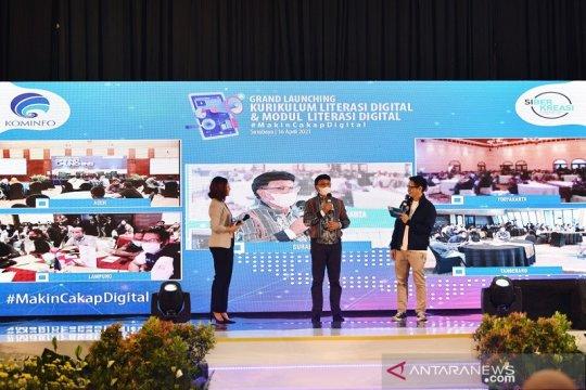 Empat sektor prioritas wajib dikuatkan dorong digitalisasi nasional