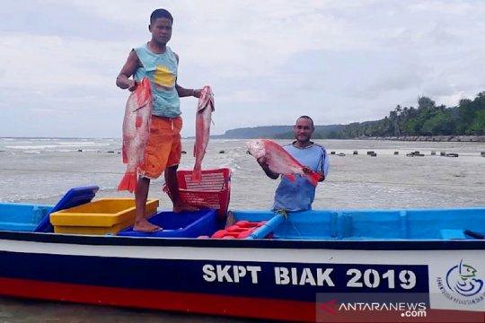 Pembangunan pelabuhan perikanan di Papua terus ada perbaikan
