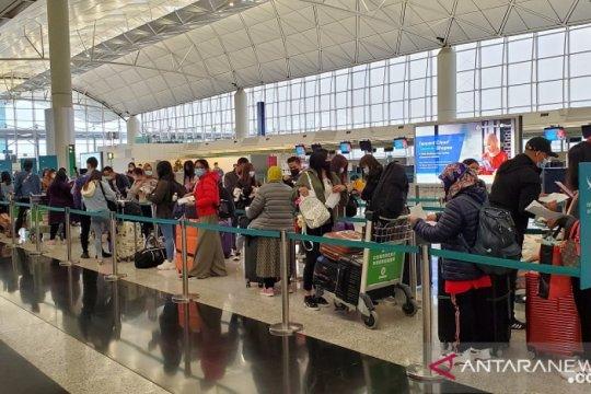 93 WNI dipulangkan dari Makau