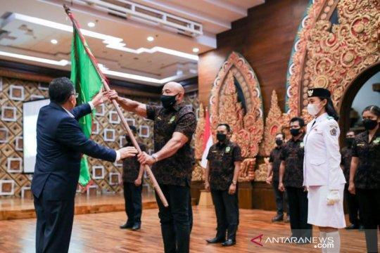 Ketua Umum Pertina harapkan Bali jaring bibit atlet tinju sebanyaknya
