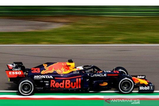 Verstappen tercepat, Hamilton P3 di latihan terakhir GP Emilia Romagna