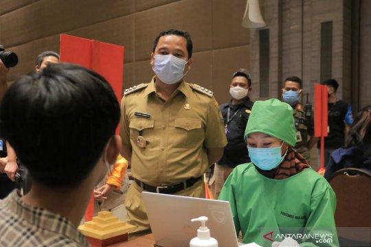 Pemkot Tangerang telah vaksinasi 70.949 warga  kategori prioritas