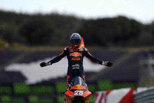 Pertamina Mandalika tanpa poin, Fernandez menang perdana di Portugal