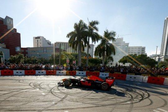Grand Prix Miami masuk kalender F1 musim 2022