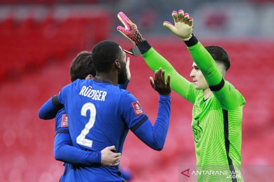 Kalahkan Manchester City, Chelsea melaju ke babak final Piala FA