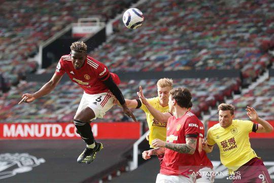 Liga Inggris : Manchester United vs Burnley