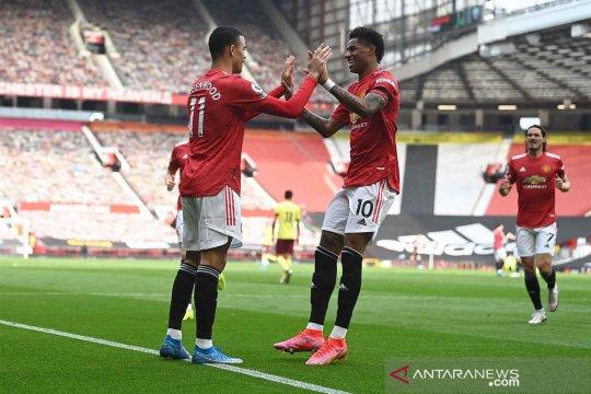 Saham MU dan Juventus melonjak setelah rencana Liga Super Eropa