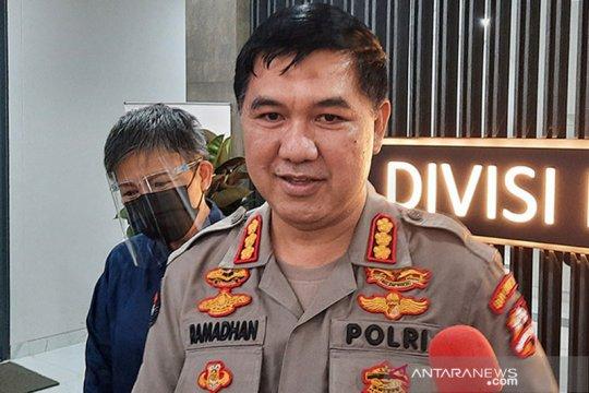 Polri tetapkan Munarman sebagai tersangka per 20 April