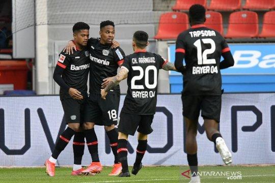 Leverkusen jaga asa kecil tiket Liga Champions seusai hantam Cologne