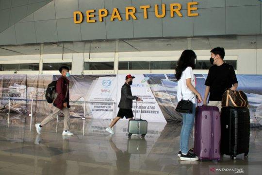 Trafik penumpang di Bandara Angkasa Pura I tumbuh 12,5 persen