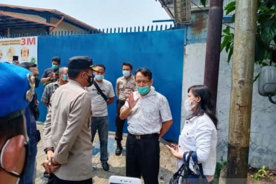 Pemkot Jakarta Utara tangani persoalan tembok di Kecamatan Penjaringan