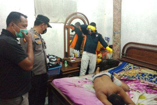 Seorang warga Palembang ditemukan meninggal di Pasaman Barat