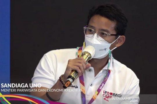 Sandiaga Uno ingin kekayaan intelektual bisa jadi agunan kredit