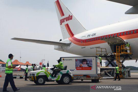 Enam juta dosis vaksin COVID-19 Sinovac tiba lagi di Indonesia
