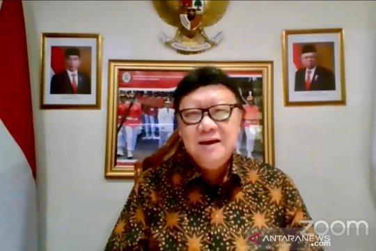 Menpan RB: Korupsi masih jadi tantangan reformasi birokrasi ASN