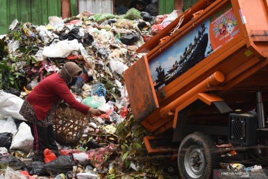 Volume sampah Lebaran di Jaksel diperkirakan melonjak 15 persen