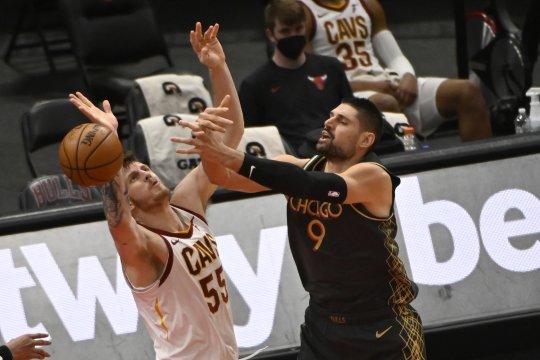Bulls hentikan rentetan kekalahan dengan tundukkan Cavaliers
