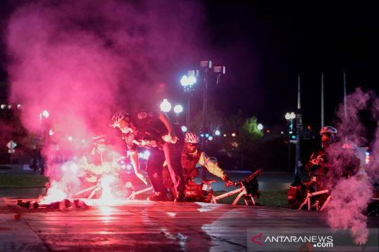 Demonstrasi menentang penembakan Daunte Wright oleh polisi di Minnesota