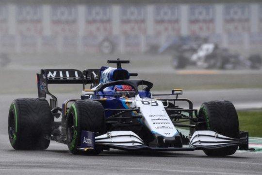 Russell akan selesaikan masalah dengan Bottas pascainsiden di Imola