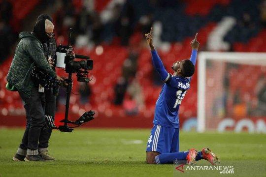 Tumbangkan Southampton 1-0, Leicester City tantang Chelsea di final Piala FA