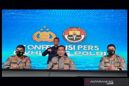 Polri segera terbitkan DPO 'YouTuber' yang mengaku nabi ke-26
