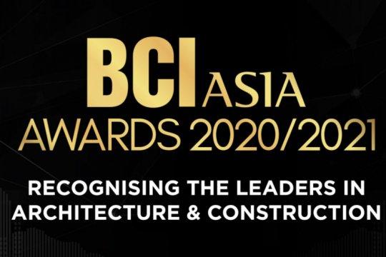 BCI Asia Gelar BCI Asia Awards 2021