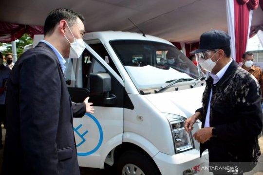 Alasan DFSK luncurkan minivan listrik Gelora E