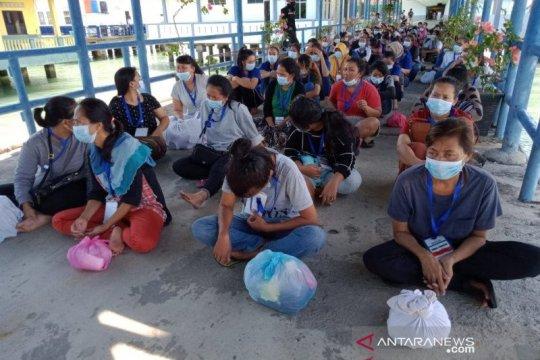Provinsi Kepri kembali akan kedatangan 5.003 PMI jelang Idul Fitri