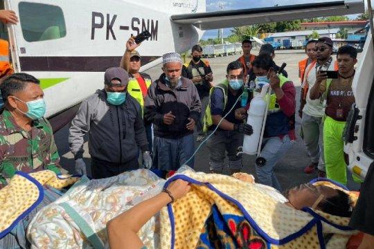 Polisi tangkap dua pelaku penganiayaan tukang bakso di Sugapa, Papua
