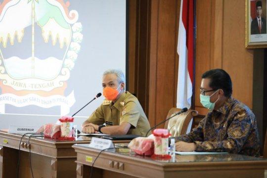 Pemprov tunggu aturan status tanah musnah lahan Tol Semarang-Demak
