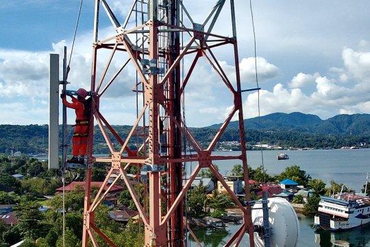 Indosat Ooredoo uji coba lapangan OpenRAN jaringan 4G