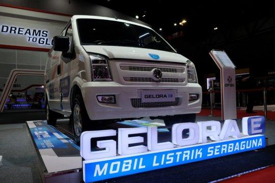 DFSK Gelora E siap dipesan, tandai era kendaraan listrik Indonesia