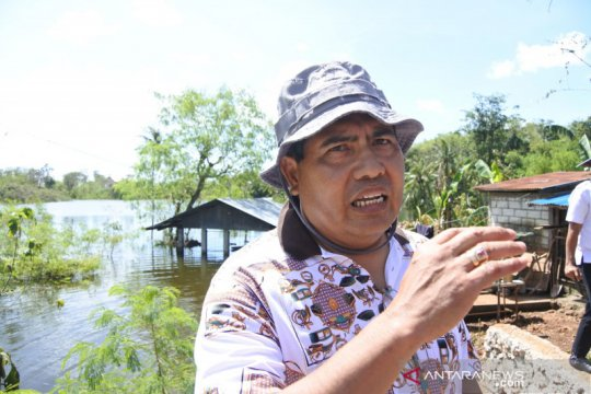 Pakar: danau baru terbentuk di Kupang merupakan kategori danau dolina