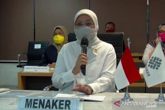 Menaker luncurkan Posko THR 2021 pantau pengaduan terkait THR