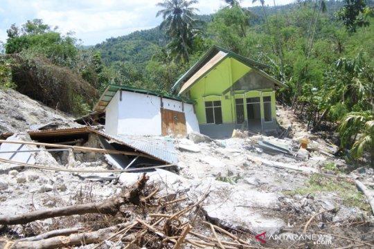 335 KK masih tempati kamp pengungsian di Kabupaten Kupang