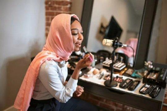 Tren riasan natural jadi primadona saat Ramadhan dan Lebaran