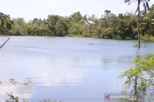 Tim peneliti selidiki danau baru yang terbentuk di Kota Kupang