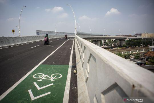 Pemprov DKI Jakarta uji coba jalan layang Cakung