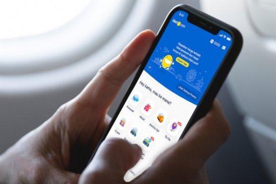 Tiket.com nyatakan kinerja melonjak di kuartal pertama 2021