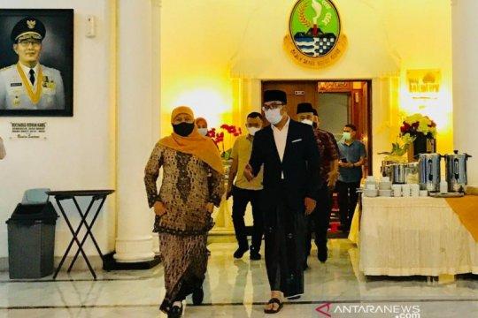 Khofifah minta Ridwan Kamil arsiteki masjid di Islamic Center Surabaya
