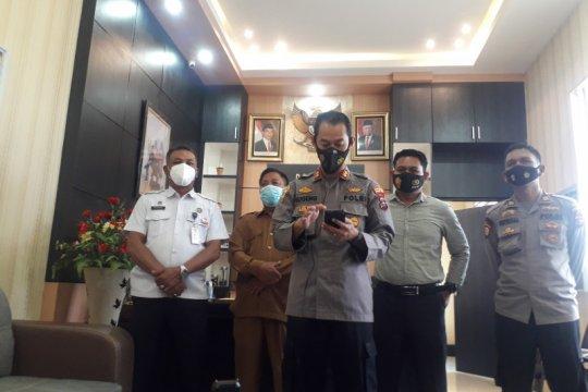 Kapolres Pasaman Barat tegaskan Ketua DPRD tidak pakai narkoba